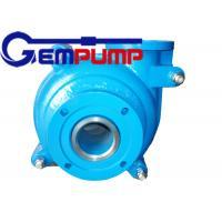 4/3 D AH Centrifugal Slurry Pump , Mining Horizontal Centrifugal Slurry Pump