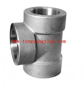 China Forged Tee supplier