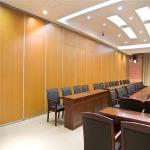 Conference Room Sound Proof Partition Acoustic Room Divider Sliding Movable Partitions