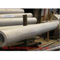 Pilgering API 304 Welded Stainless Steel Pipe / Galvanized Coated Steel Tube ISO JIS GOST