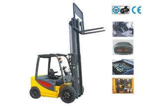China Heavy Duty 3.5 Ton Electric Forklift Truck With CE Certificate on sale