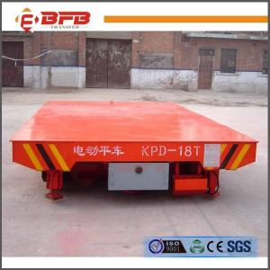 China Material Handling Equipment Customized Insulated Conductor Railway Cart on sale