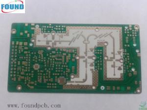 China Bergquist Aluminium PCB Control Impedence PCB 100 OHM  rohs pcb on sale
