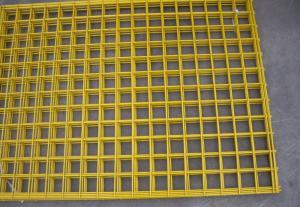 China Building Bridges Cold Drawn Steel Welded Mesh Geothermal Heating 2-12mm Wire Diameter on sale