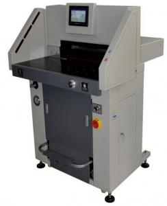 Db pc670 a3 electric guillotine paper cutter programmed max for quality db pc670 a3 electric guillotine paper cutter programmed max for 670mm paper for sale malvernweather Gallery