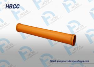 China Concrete mixer pump arm pipe, pumping pipe, boom pipe, deck pipe on sale