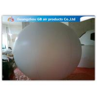 Colorful Inflatable Advertising Balloon / Flying Saucer Helium Balloon