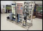 Ultrapure Water System 500lph Double Stage Ro EDI System For electronic Semiconductor