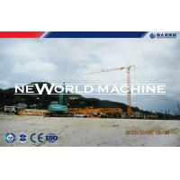 CE Approved Construction Tower Crane joystick with Air conditioner , black box , remote control