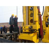Hydraulic Horizontal CBM Drilling Rig MD-750 With High Torque 34000N·m