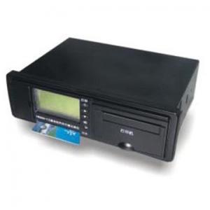 China Vehicle SD Card GPS Digital Tachograph With Internal Printer on sale