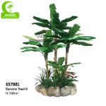 Aesthetic Lifelike 500cm Large Artificial Landscape Trees For Decoration