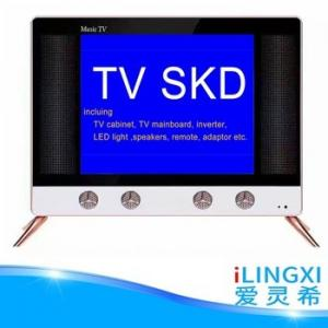 China Factory price  5inch 17inch 19 inch  led  tv ckd skd on sale