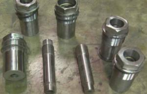 China SS316,SS 410,AISI 4130 Forged Forging Steel Choke Valves Choke Bean Body Bodies Inserts on sale