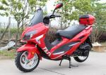 Cuatro colores proveen de gas la vespa del ciclomotor con el parabrisas CVT, vespa de motor de la velocidad rápida 150cc