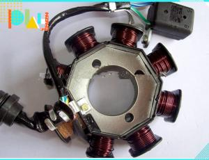 Iron Core Copper Wire Inductor Custom Coil Winding For Motor Bicycle