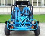 China 250cc Go Kart Buggy Double A Arm / Single A - Arm With CVT Reverse / Road Tyre wholesale