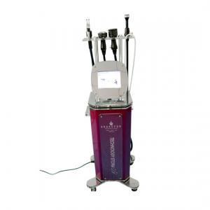 China Ultrasound Fat Burning RF Cavitation Slimming Machine For Body Sculpture on sale