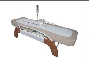 China POP RELAX MP3 Music full body electric Jade Massage Bed PLD-6018Y+ on sale
