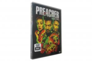 China 2018 newest Preacher Season 3 Adult TV series Children dvd TV show kids movies hot sell on sale