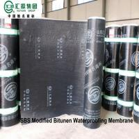 China SBS Bitumen Torch-on waterproofing membrane sheet 4mm on sale