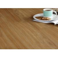 China Durable Waterproof LVP Flooring PVC Material Woven Maple Color 7 * 48 on sale