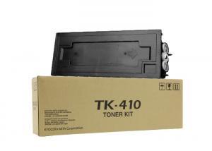 China Generic Olivetti / Kyocera Toner CartridgesTK410 Black Laser Toner Ink Cartridge on sale