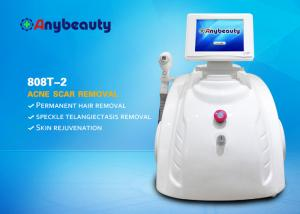China Mini 808nm Laser Beauty Machine Diode Laser Light Hair Remover With Semiconductor Laser on sale
