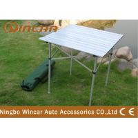 Portable Lightweight Outdoor Dining Tables Aluminum for Garden