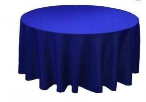 China 120 Table cloth tiwh mini matt fabric on sale