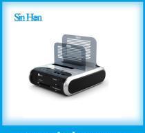China USB2.0 SATA HDD Docking Station on sale