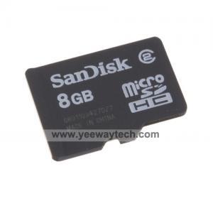 China 8GB SanDisk MicroSD/TransFlash SDHC TF Memory Card on sale