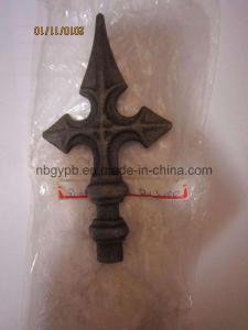 China Punta de lanza ornamental (D13.100) on sale