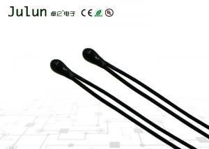 China Small Thermistor Temperature Sensor  Vehicle Temperature Sensor Epoxy Resin Coating on sale
