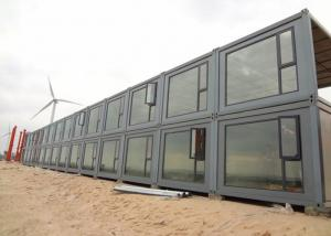 2mm PVC Floor Storage Container Homes Double Glazing Glass