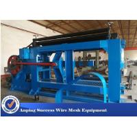Multi Purpose Gabion Wire Mesh Machine , Gabion Box Machine High Efficiency