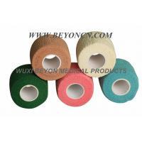 Cotton Cohesive Self Adhesive Bandage Super Soft Comfortable Hand Tearable
