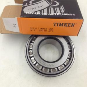 China Original USA TIMKEN Bearings 32310 J2/Q single row Tapered Roller Bearing 50x110x42.25mm chrome steel on sale
