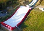0.5mm PVC Tarpaulin Inflatable Snowboard Jumping Air Bag Landing