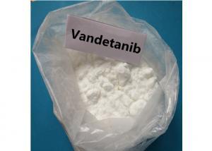China Vandetanib 443913-73-3 Anti-Cancer 99% Assay Quick Effect Raw Powder on sale