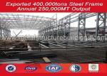 metal storage buildings kits , steel structure warehouse SGS certified
