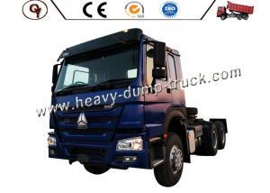 China RHD 25 Ton Tractor Head Trailer on sale