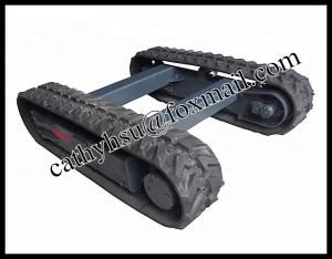 China Factory Directly Supplied Anchor Drilling Rubber Track Undercarriage on sale