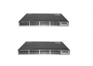Cisco WS-C3750X-48P-L 48-Port 10//100//1000 PoE w// C3KX-NM-1G 1 Year Warranty