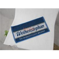 100% Cotton Hotel Hand Towels With Full Size Reactive Print Logo