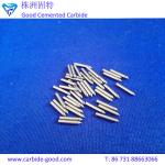 Extreme Hardness Cheap Tungsten Carbide Pins of Various sizes and Grades