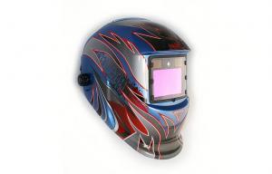 China Led Light Welding Helmet , Electronic Arc Vision Welding Helmet on sale