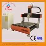 デスクトップの広告CNCのルーター600 x 900mmの仕事域TYE-6090
