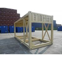 China Special Small Shipping Containers 20ft Home Constructure Easy Operation on sale