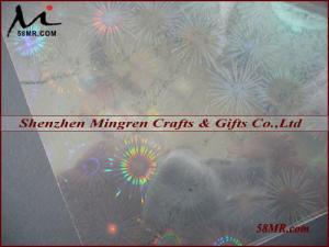 China Firework Laser Cold Laminating Films,Photo Cold Lamination on sale